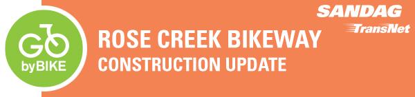 Rose Creek Bikeway Logo